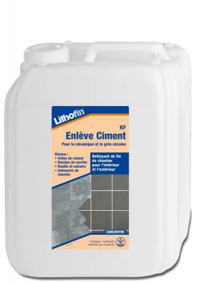 LITHOFIN KF ENLEVE CIMENT 5L