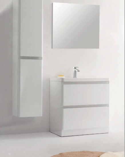 RONDO / - Meuble sous vasque avec 2 tiroirs / Ottofond